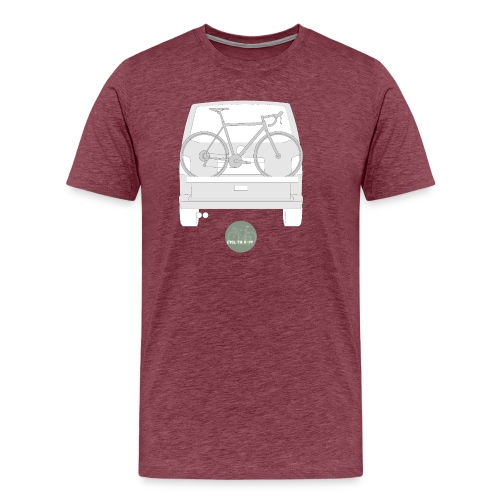 van png - Men's Premium T-Shirt