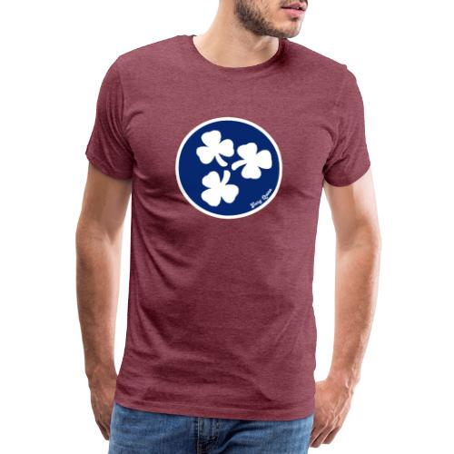 Nashville shamrock - Men's Premium T-Shirt