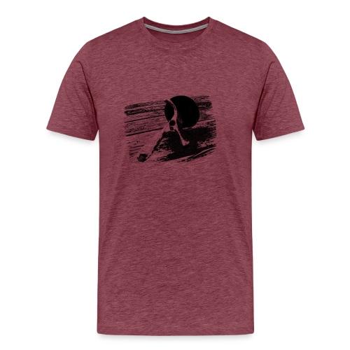 Florett Stillleben - Männer Premium T-Shirt