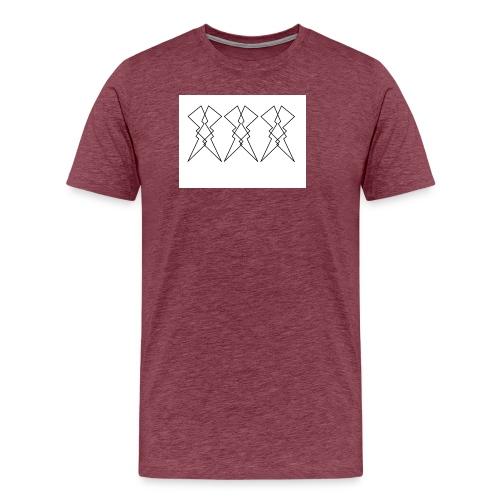 Thunderbolt - T-shirt Premium Homme