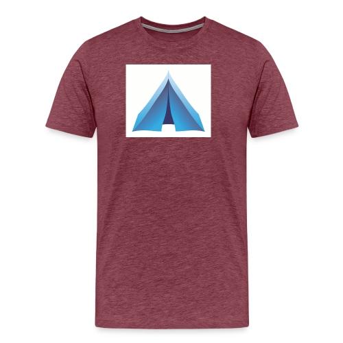 logo-tent-CC - Men's Premium T-Shirt
