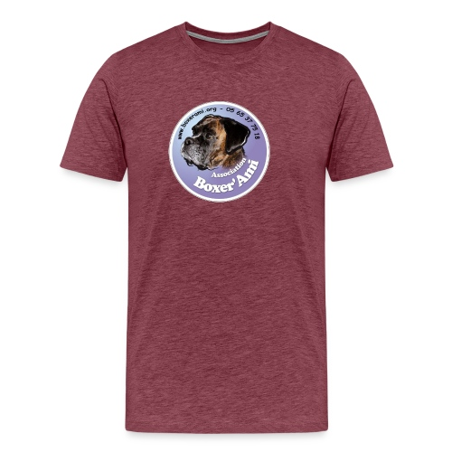 logo boxerami - T-shirt Premium Homme