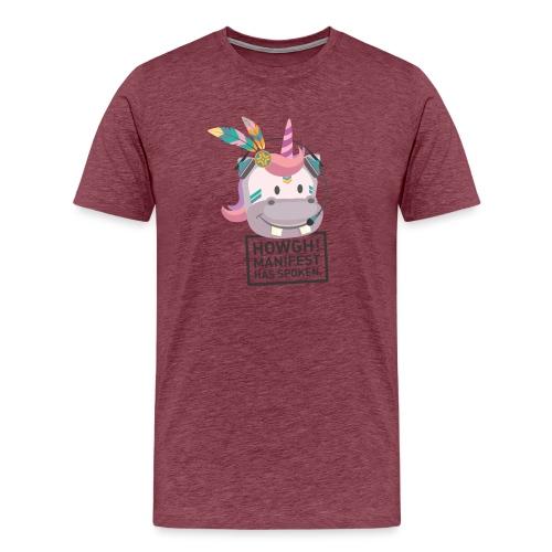 Manifest - Männer Premium T-Shirt