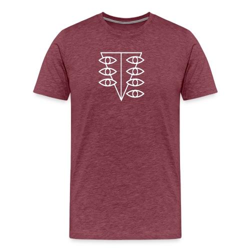 Seele logo - Mannen Premium T-shirt