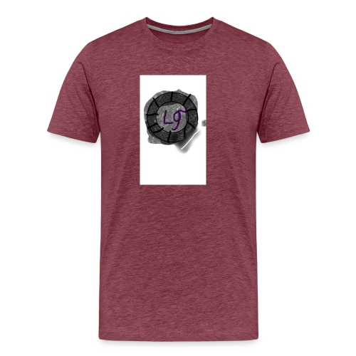 Project Capture 7 - Mannen Premium T-shirt