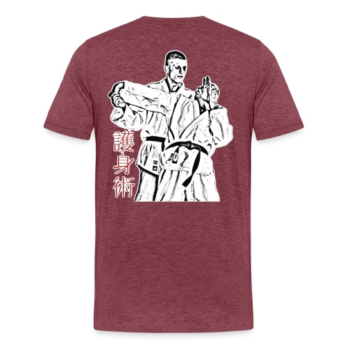 Schmerz - Männer Premium T-Shirt