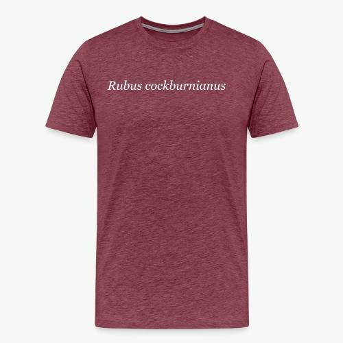 Rubus 001 - Men's Premium T-Shirt
