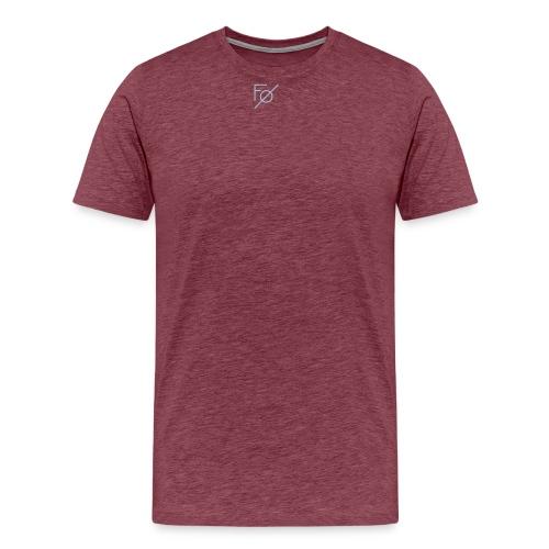 Färöer2 - Männer Premium T-Shirt
