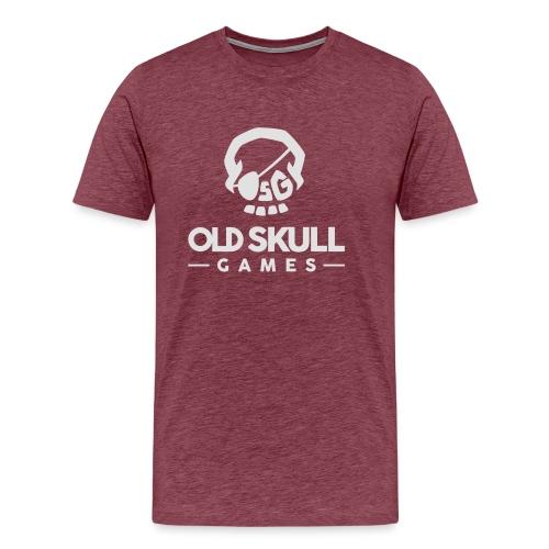 OldSkullGames_Logo2016_Sq - T-shirt Premium Homme