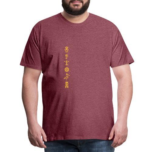 Destination Bouillante - T-shirt Premium Homme