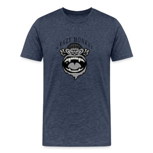 CRAZY MONKEY collection - T-shirt Premium Homme