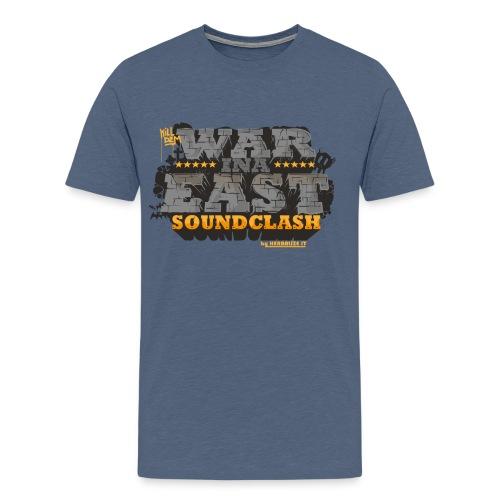 WAR INA EAST but - Men's Premium T-Shirt