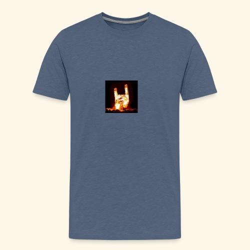 fingers bomb - T-shirt Premium Homme