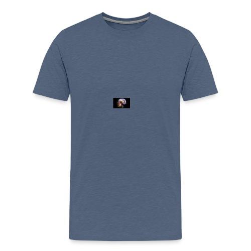 Ein Druffi philosophiert über Gott und die Welt - Männer Premium T-Shirt