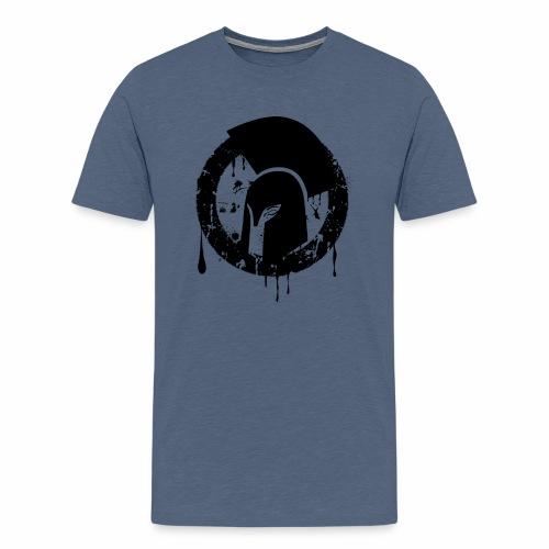 Spartans Pain - Männer Premium T-Shirt