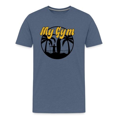 My Gym - SUP - Männer Premium T-Shirt