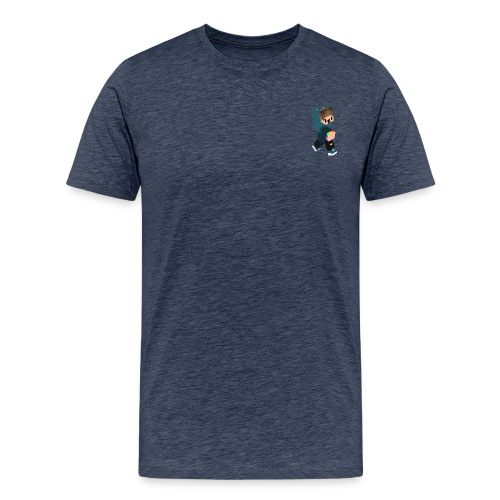Minecraft designer - Männer Premium T-Shirt