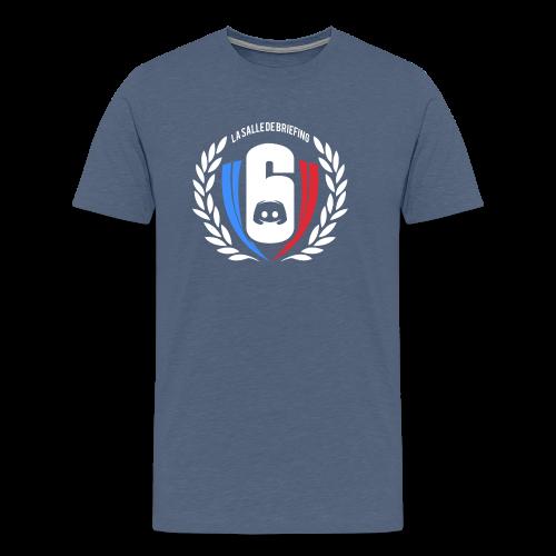 Logo LaSalleDeBriefing - T-shirt Premium Homme