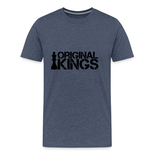Original Kings - Men's Premium T-Shirt