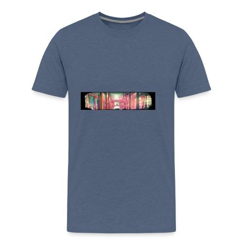 chiesaspreadshirt - Maglietta Premium da uomo