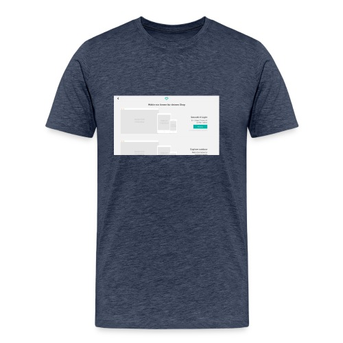 01_Select_theme - Männer Premium T-Shirt