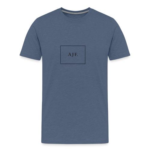Black - Premium-T-shirt herr