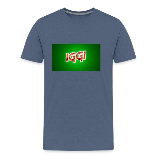 IGGIGames - Mannen Premium T-shirt