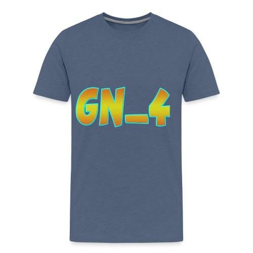 GamingNerd_4 Die YouTuber - Männer Premium T-Shirt