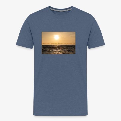 beach 01 - Männer Premium T-Shirt