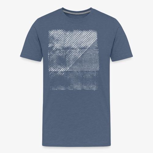 Minimaliste 1 - T-shirt Premium Homme