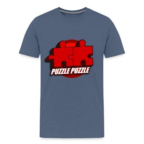 PuzzlePuzzle - Maglietta Premium da uomo
