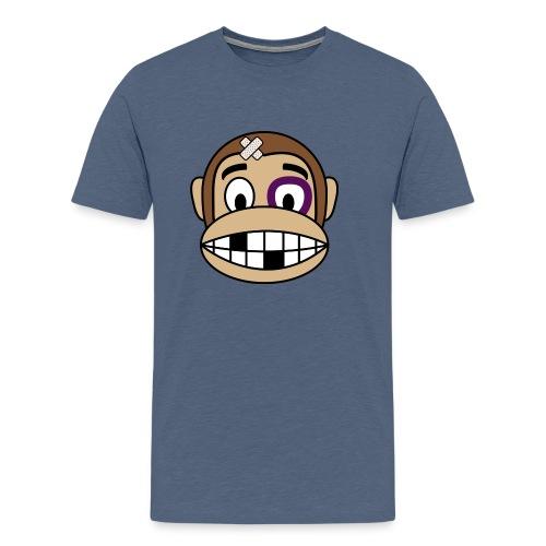 Bruised Monkey - Men's Premium T-Shirt
