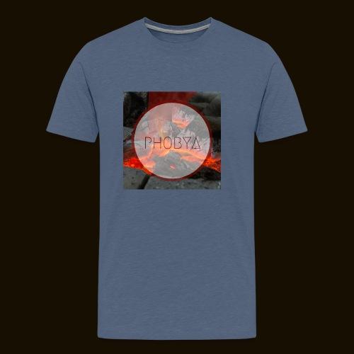 Phobya´s Fire - Männer Premium T-Shirt