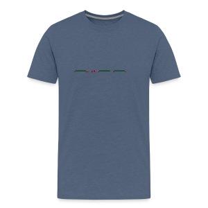 liar - Mannen Premium T-shirt