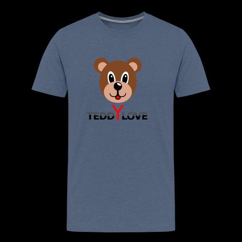 TEDDYLOVE COUTURE - Männer Premium T-Shirt