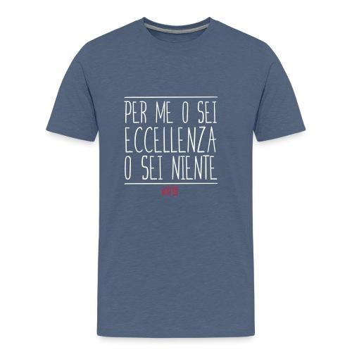 Eccellenza - Maglietta Premium da uomo