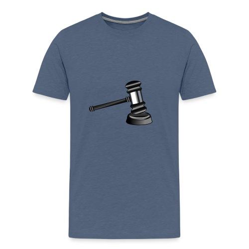 DIREITO - Camiseta premium hombre