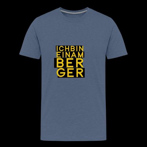 Amberger - Männer Premium T-Shirt