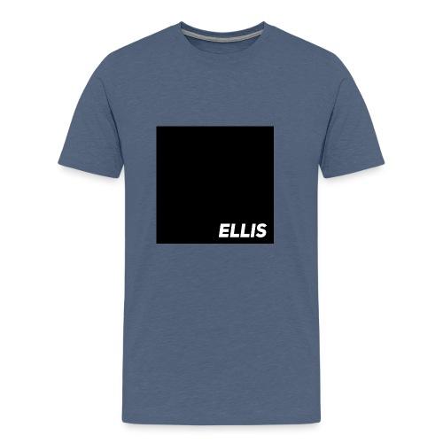 Ellis - Premium-T-shirt herr