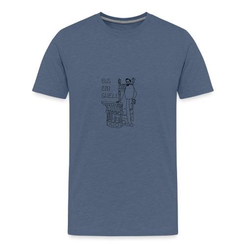 Eusebi Güell - Camiseta premium hombre