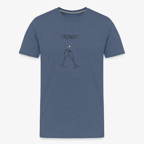 Champagne - T-shirt Premium Homme