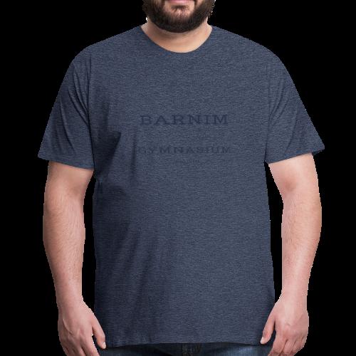 Barnim est. 1993 (dunkelblau) - Männer Premium T-Shirt