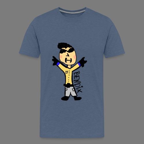 Bendix' Skaterboy - Männer Premium T-Shirt