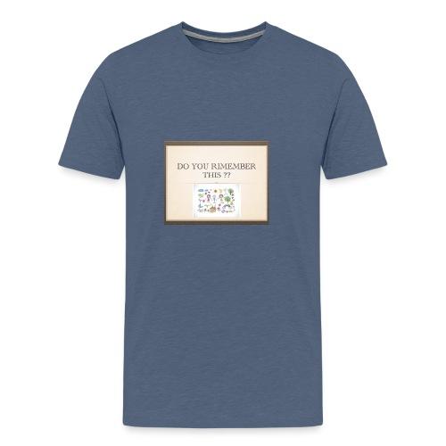 P1 - T-shirt Premium Homme