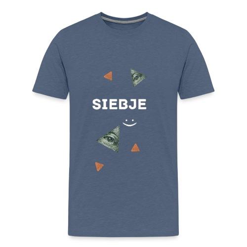 Siebje's Kledingontwerp - Mannen Premium T-shirt