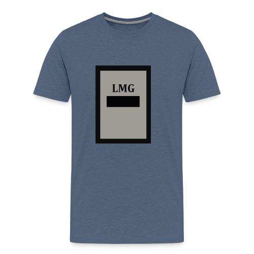 LAMOND- G collection no.7 Divide - Men's Premium T-Shirt