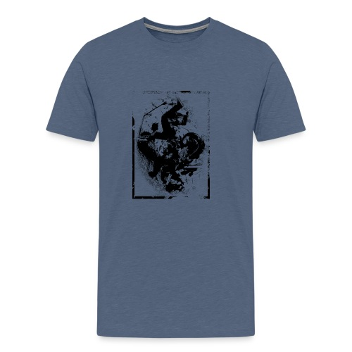 abstract4a - Men's Premium T-Shirt