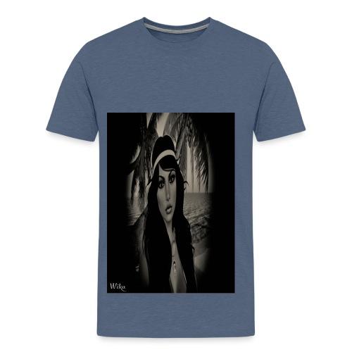 Mein foto aus Second Life Poster 1 - Männer Premium T-Shirt