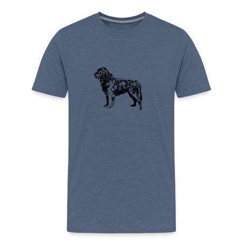 einer der Größten - Männer Premium T-Shirt