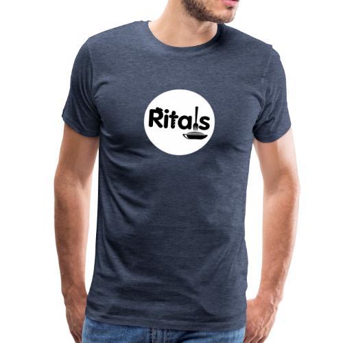 Logo Ritals - Maglietta Premium da uomo